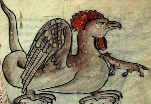 Средневековый Бестиарий